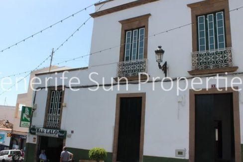 townhouse arafo tenerife