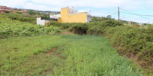 Land for sale in Tacoronte