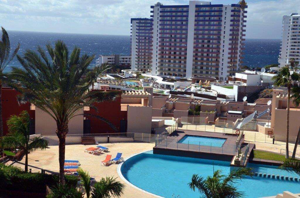 2 Bedroom Apartment, Playa Paraiso, Tenerife