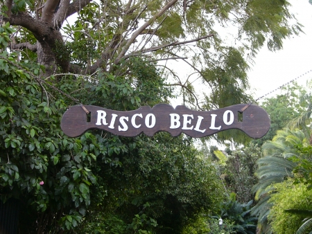 Risco Bello Taoro Puerto de la Cruz