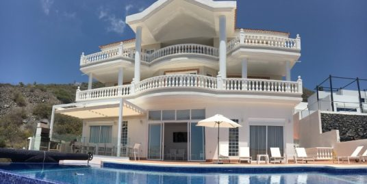 Luxury Villa Roque del Conde Tenerife