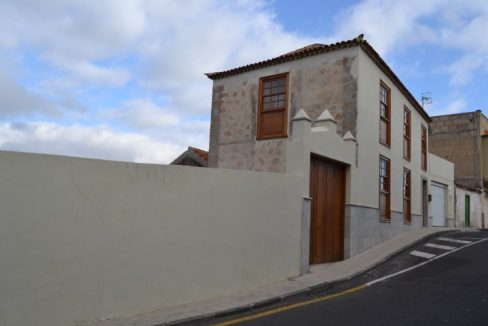 canarian house tenerife