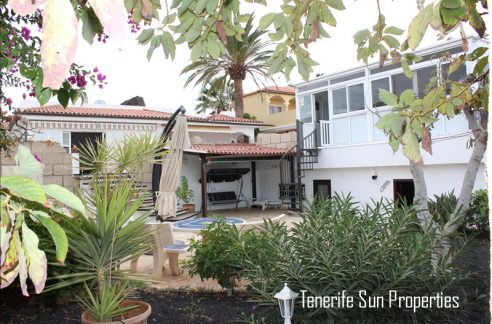 villa for sale palm mar tenerfie