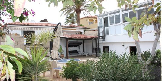 Villa for sale in Palm Mar Tenerife
