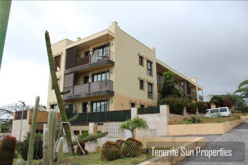 apartment for sale tenerife