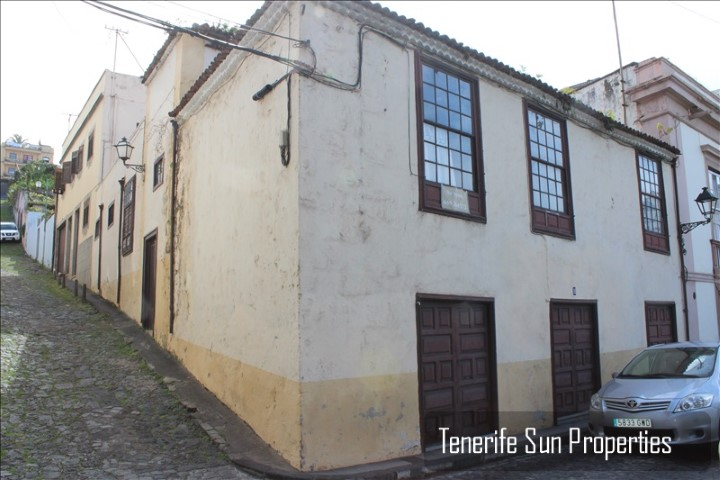 Canarian House in La Orotava