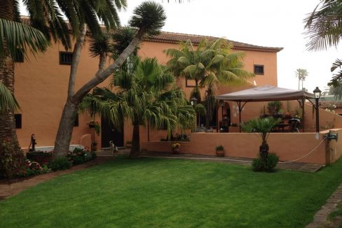 north tenerife property