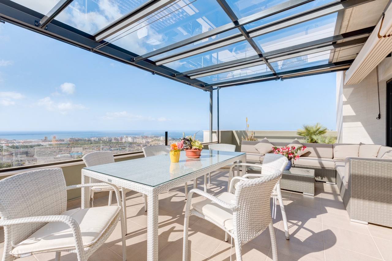 Penthouse for sale in Tenerife