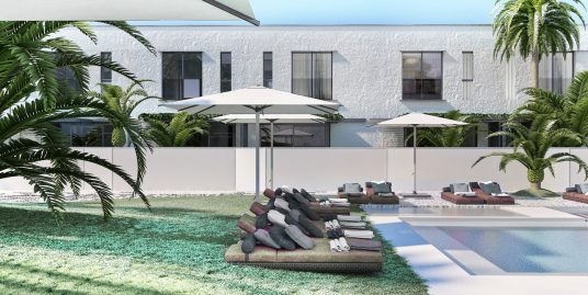 New Development in El Medano