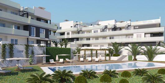 Apartments for sale La Tejita