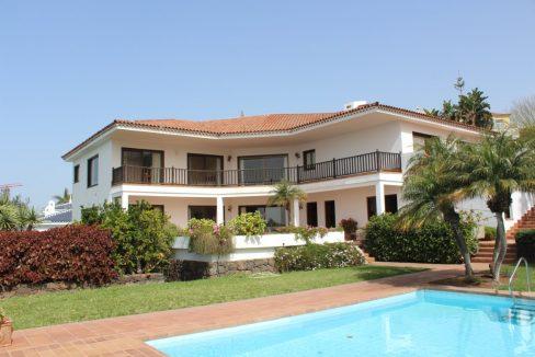 villa for sale in El Sauzal Tenerife