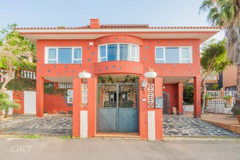 villa for sale in El Sauzal