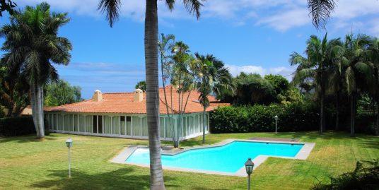 Villa near Puerto de la Cruz